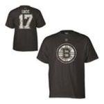 Adidas  - Reebok Boston Bruins Milan Lucic Digital Camo Name and Number T-shirt 0885587614624  / UPC 885587614624