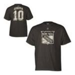 Adidas  - Reebok New York Rangers Marian Gaborik Digital Camo Name and Number T-shirt 0885587614723  / UPC 885587614723