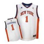 Adidas  - adidas New York Knicks Amare Stoudemire New Revolution 30 Replica Home Jersey 0885587718346  / UPC 885587718346