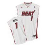 Adidas  - adidas Miami Heat Chris Bosh Revolution 30 Replica Home Jersey 0885587741634  / UPC 885587741634