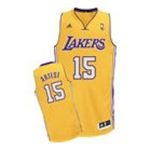 Adidas  - adidas Los Angeles Lakers Ron Artest Revolution 30 Swingman Home Jersey 0885587742204  / UPC 885587742204