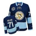 Adidas  -  Reebok Pittsburgh Penguins 2011 Winter Classic Evgeni Malkin Womens Premier Jersey 0885587748084