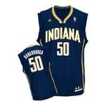 Adidas  -  adidas Indiana Pacers Tyler Hansbrough Replica Road Jersey 0885591002325
