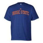 Adidas  - adidas Boise State Broncos Mens T-Shirt 0885591158275  / UPC 885591158275