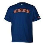 Adidas  - adidas Auburn Tigers Mens T-Shirt 0885591158473  / UPC 885591158473
