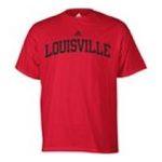 Adidas  - adidas Louisville Cardinals Mens T-Shirt 0885591158787  / UPC 885591158787