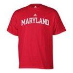 Adidas  - adidas Maryland Terps Mens T-Shirt 0885591158831  / UPC 885591158831