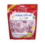 Yummy Earth -  Organic Lollipops Wet-face Watermelon 0890146001425