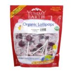 Yummy Earth -  Organic Lollipops 0890146001449