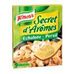 Knorr - Secret d'Arômes - Cubes fondants échalote persil  3011360001238
