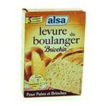 Alsa -  Levure du boulanger briochin 3011360004420
