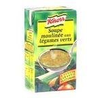 Knorr - Soupes liquides - Moulinée de légumes vert  3011360004550