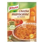 Knorr - Soupes déshydratées - Chorba marocaine au mouton 3011360006257