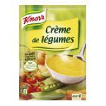 Knorr - Soupes déshydratées -  soupe a cuire sachet aluminium creme de legume oignon et epice quatre assiettes quatre assiettes par sachet  3011360006295