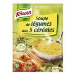Knorr - Soupes déshydratées - Soupe de légumes aux 5 céréales 3011360006387