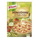 Knorr - Soupes déshydratées -  tradition du jour soupe a cuire sachet soupe minestrone quatre assiettes quatre assiettes par sachet  3011360007421