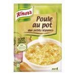 Knorr - Soupes déshydratées -  tradition du jour soupe a cuire sachet soupe de poule au pot quatre assiettes quatre assiettes par sachet  3011360007438