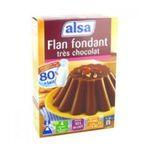 Alsa -  Flan fondant très chocolat  3011360010346