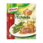 Knorr - Sauces déshydratées -  tradition du jour sauce sachet echalote  3011360011657