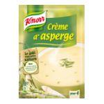 Knorr - Soupes déshydratées - Crème d'asperge POTAGE CREME D'ASPERGES DESHYDRATE 4 ASS.KNORR 3011360020130