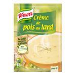 Knorr - Soupes déshydratées - Crème de pois au lard aux petits légumes | POTAGE CREME DE VOLAILLE DESHYDRATE 4 ASS.KNORR 3011360020154