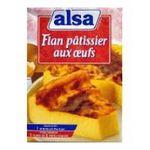 Alsa -  Flan pâtissier aux oeufs 3011360021380