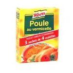 Knorr - Les bouillons - Soupe poule et vermicelle 3011360021618