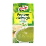 Knorr - Soupes liquides - Soupe liquide douceur épinard boursin  brique / briquette standard 3011360023797