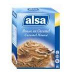 Alsa -  Desserts -  Mousse au Caramel 3011360027542