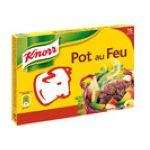 Knorr - Les bouillons - Pot au feu, bouillon tablettes déshydratées 3011360031877