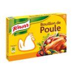 Knorr - Les bouillons - Bouillon de poule  tablettes  3011360031914