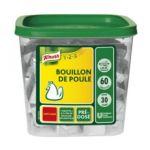 Knorr - Les bouillons - Bouillon de Poule, 60 tablettes 3011360033253