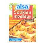 Alsa -  Cookies pépites de chocolat 3011360033482