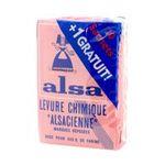 Alsa -  Levure chimique Alsa, 10 sachets +1 gratuit 3011360036858