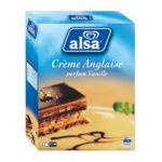 Alsa -  Desserts -  Crème Anglaise parfum Vanille 3011360038685
