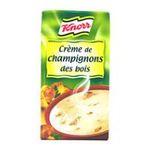 Knorr - Soupes liquides -  soupe liquide brique / briquette standard creme champignon  3011360082503