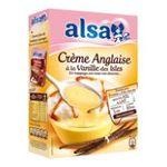 Alsa -   garniture boite carton vanille microondable 3 doses creme anglaise  3011360085436