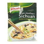 Knorr - Soupes déshydratées -  soupe a cuire sachet soupe chinoise deux assiettes deux assiettes par sachet  3011360085788