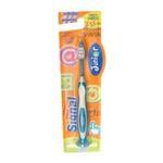 Signal -  plus croissance junior brosse a dents blister1ct synthetique souple enfant ergonomique  3014230004476