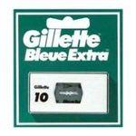 Gillette -  PAQUETS 10 LAMES BLEU GILLETTE 3014260000189
