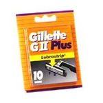 Gillette -  gii plus lames distributeur de 10  | P 10 LAMES G2 +  GILLETTE 3014260208950