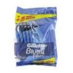 Gillette -  blue ii plus 5cf rasoir jetable sachet plastique 20cttete fixe homme 2 lames  3014260234133