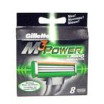 Gillette -  Razor Blades 8 blades 3014260308407