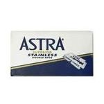 Astra - 100 Silver Blue Double Edge Razor Blades Made in Russia 3014260316297