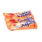 Soupline - soupline concentree assouplisseurs doses peche-amande 3x250m  3015810745369