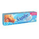 Soupline -  seche linge adoucissant de tissu voiles en boite carton fraicheur grand air 20cttissu  3015810745413