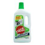 La Croix -  croix gel nettoyant menager flacon plastique cuisine non abrasif javel gel nettoyant degraissant  3015810774901