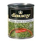 D'aucy -   petit pois boite de conserve sans additif extra fin  3017800000793