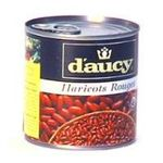 D'aucy -  1/2 HARICOTS ROUGES DAUCY 3017800078846