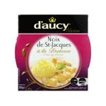 D'aucy -   noix de saint jacques a la bretonne barquette micro ondable microondable  3017800176603